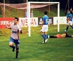 Sporting de Gijón rival en 1/8 de la Copa del Rey Juvenil