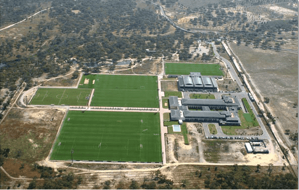 Academia Sporting Club de Portugal | Foto: sporting.pt