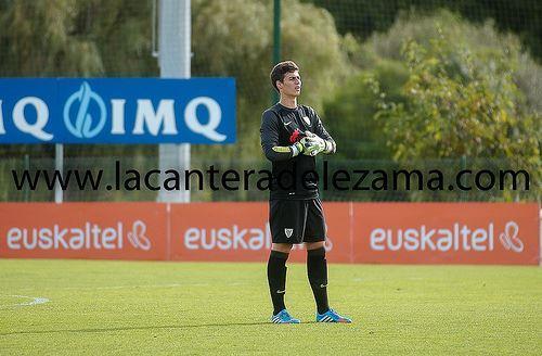 Kepa Arrizabalaga | Foto: Unai Zabaleta
