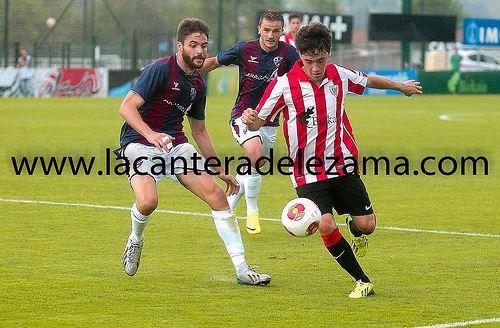 "Unai López será baja ante el Real Madrid ""C"" | Foto: Unai Zabaleta"