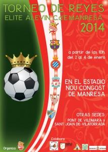 Cartel oficial del torneo