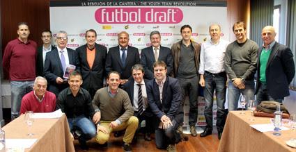 Comité Fútbol Draft 2014 | Foto: www.futboldraft.com