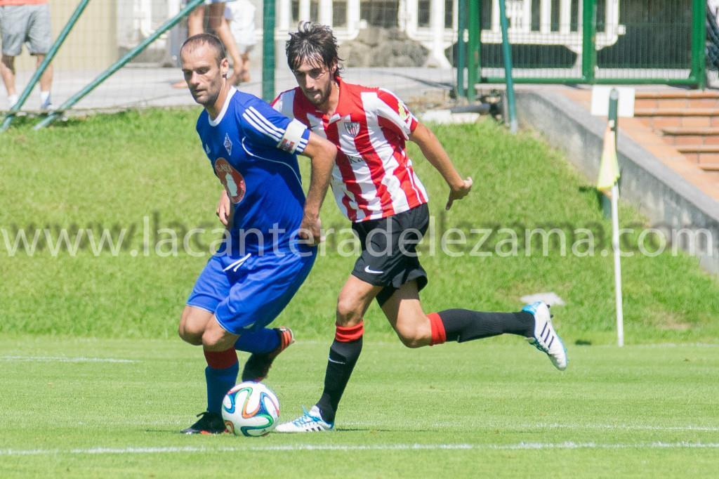 Jorge García máximo goleador | Foto: Unai Zabaleta