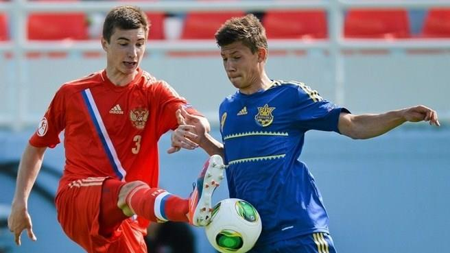 Boryachuk con Ucrania U17 | Foto: uefa.com