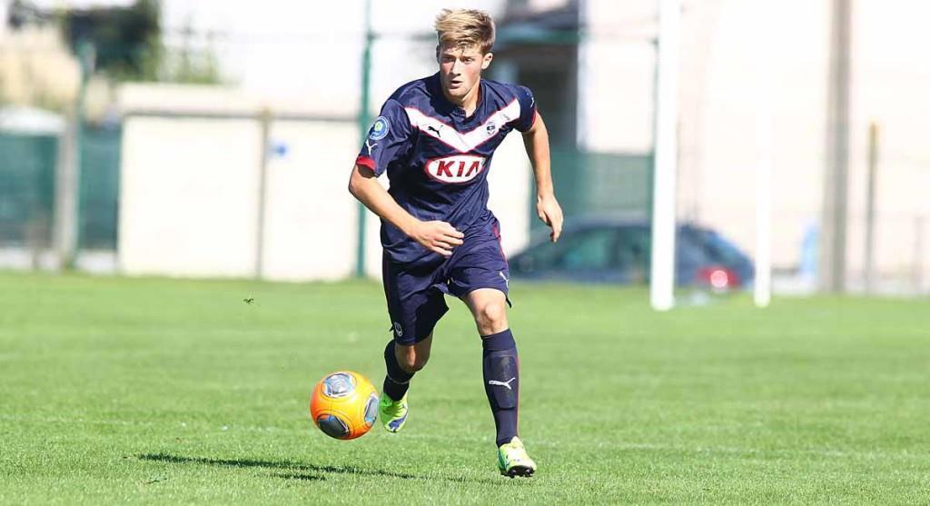 Lucas Dumai | Foto: girondins.com