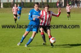 Guillermo con el Bilbao Athletic | Foto: Unai Zabaleta